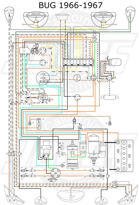 2008 Vw Beetle Wiring Diagram Free Diagram vw bug vdo electronic speedo wiring diagram