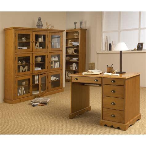 bureau de notaire bureau du notaire pin massif miel de style anglais beaux