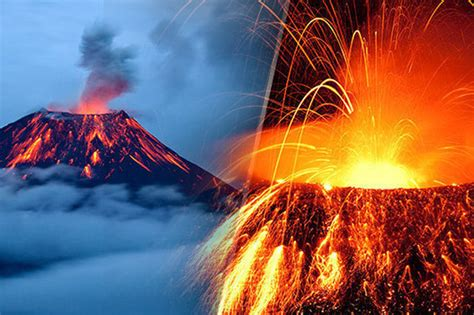 Volcano Images Eight Volcanoes In California Are Likely To Erupt Usgs