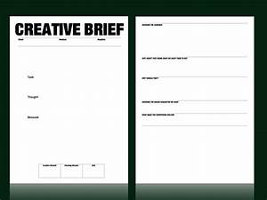 creative brief template from m c saatchi account With project brief template word