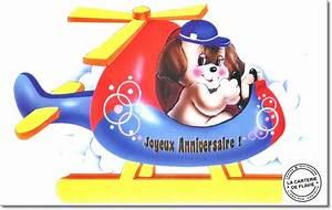 Carte Anniversaire Pour Enfant : carte joyeux anniversaire enfant livraison gratuite ~ Melissatoandfro.com Idées de Décoration