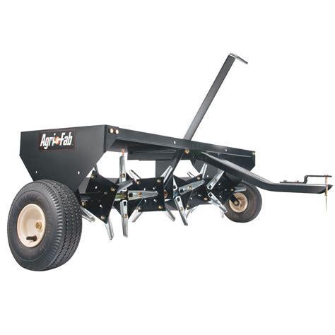 Agri Fab 48 in. Lawn Aerator   Lawn & Garden   Tractor