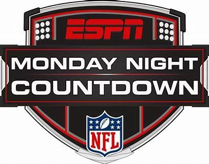 Monday Night Countdown Football Espn Svg Wikipedia