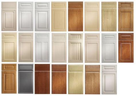 thermofoil cabinet doors drawer fronts replacement