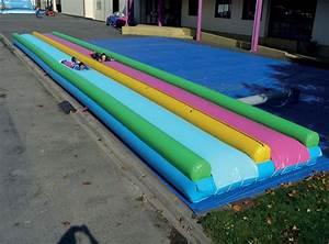 ventriglisse 2 couloir animfun location de structures With tapis persan avec location canapé gonflable