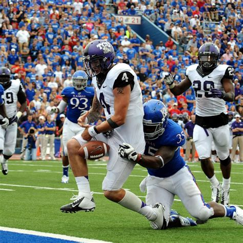 tcu holds  kansas  areas   significant