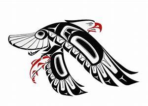 Eagle-Prints - Glen Rabena, Northwest Coast Native Artist ...