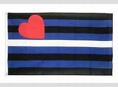 Buy Gay Pride Leather Flag 3x5 ft 90x150 cm RoyalFlags