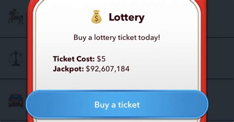 bitlife lottery win