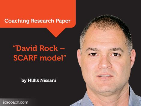research paper david rock scarf model