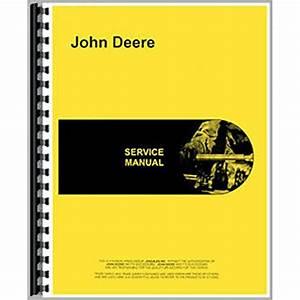 Download John Deere 2010 Service Manual Free
