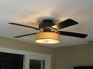 Hunter indoor outdoor ceiling fan with light kit for