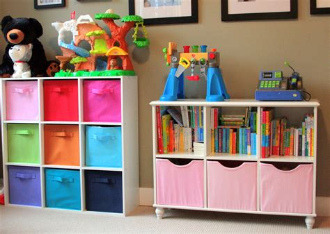 Bedroom Organizers : Kid's Bedroom Storage Solutions By Homearena