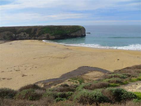 bonny doon beach santa cruz ca california beaches