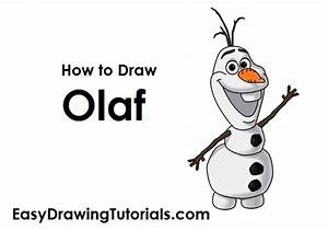 How to Draw Olaf (Frozen)