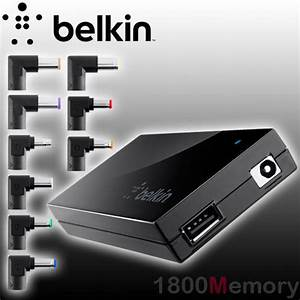 Belkin Universal Laptop Power Supply With Usb Charge Port