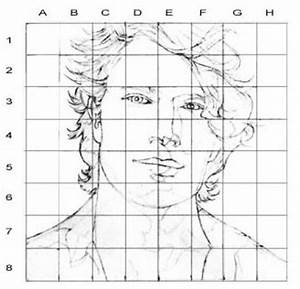 Portrait Drawing For The Ultimate Beginner  The Grid
