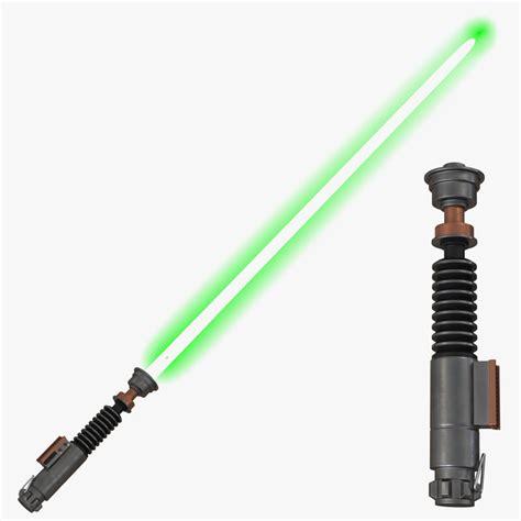 luke skywalker light saber luke skywalker lightsaber 2 3d max