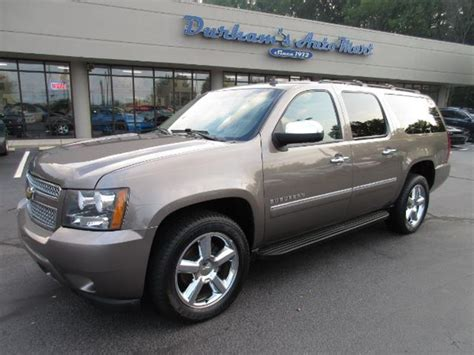 Chevrolet Durham Nc by Used 2011 Chevrolet Suburban For Sale In Carolina