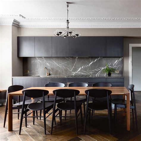 Solutions: black kitchens   ELLE Decoration UK