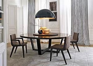 table xilos maxalto design by antonio citterio With salle À manger contemporaineavec table ronde salle a manger 8 personnes
