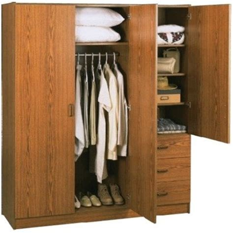 Wardrobe Cabinet With Drawers by Buy Cheap Systembuild Collection 3 Door Wardrobe Cabinet