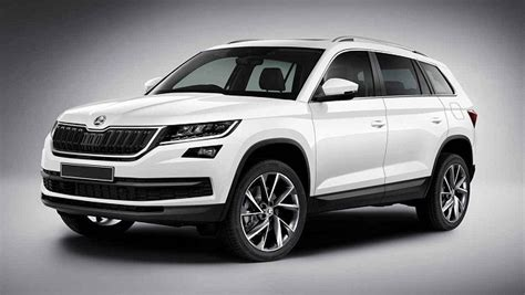 2018 Skoda Yeti Redesigned And More Crossoverlike 2018