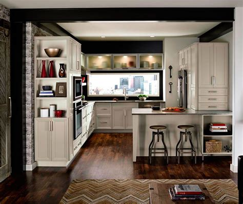 grey cabinets in casual kitchen kitchen craft cabinetry 566 grey cabinets in casual kitchen 3