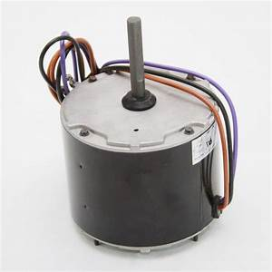 Central Air Conditioner Condenser Fan Motor
