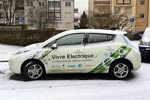 Bonus Vehicule Electrique : la voiture lectrique et le froid de l hiver ~ Maxctalentgroup.com Avis de Voitures