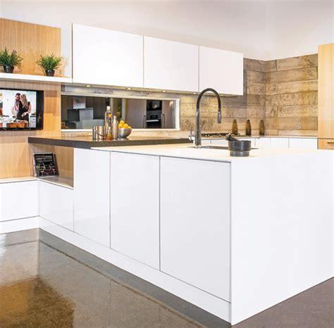 les decoratives tendance cuisine trois nouvelles cuisines leicht dcouvrir cuisine beton