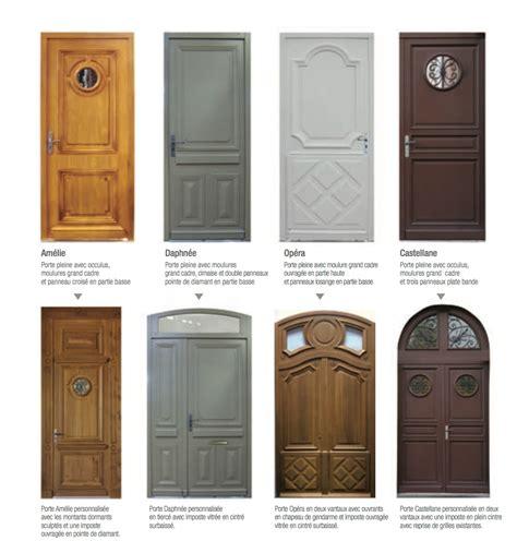 couleurs pour une cuisine porte bois style classique portes et fenêtres pvc bois