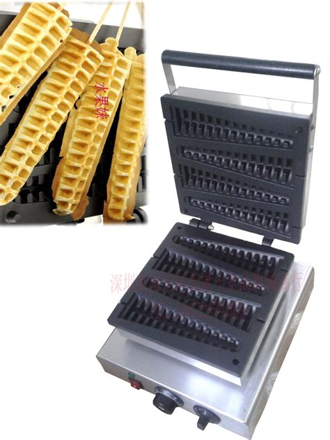 commercial kitchen knives waffle sticks machine golden chef