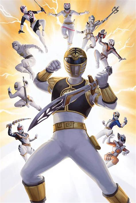 Category:White Ranger | RangerWiki | Fandom