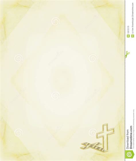 religious background paper stock illustration