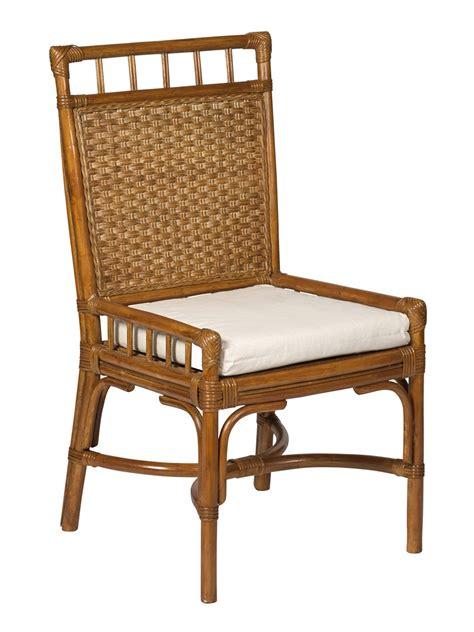 Cottage Chairs by Cottage Wicker Rattan Desk Chair Cottage Home 174