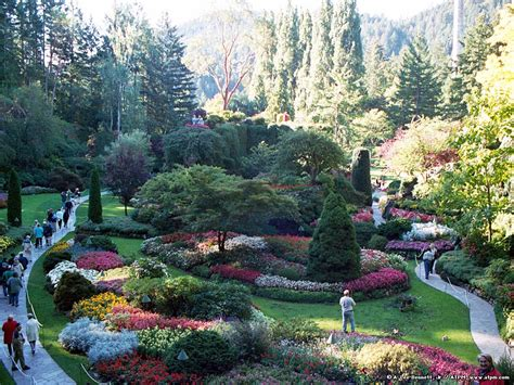 pictures of butchart gardens butchart gardens canada canuckabroad places