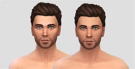 Sims 4 Custom Content Finds Grazeness Skin And Bones