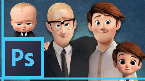 """the Boss Baby"" Boys All Grown Up"