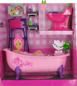 Mobilier Pour Maison Barbie Mobilier Maison Barbie Sur