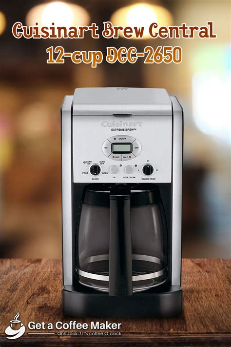 Cuisinart grind & brew automatic coffeemaker. Top 10 Drip Coffee Makers (Feb. 2020) - Reviews & Buyers Guide | Best drip coffee maker, Single ...