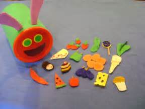 Very Hungry Caterpillar Food