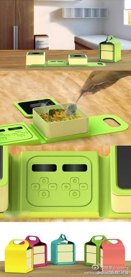 Magnetic Heating Element Lunch Box  No Electricity Required!  Cool Products Pinterest