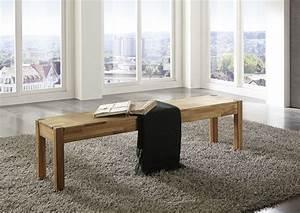Sitzbank 140 Cm : sale sitzbank 140 x 35 cm massiv wildeiche holzbank helmut ~ Watch28wear.com Haus und Dekorationen