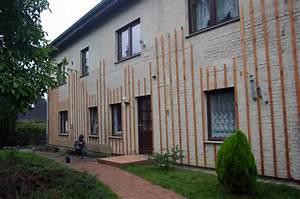 Fassade Mit Holz Verkleiden : hausfassade selber verkleiden ein erfahrungsbericht ~ Lizthompson.info Haus und Dekorationen