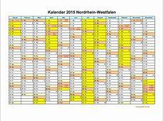 Kalender 2015 NordrheinWestfalen KalenderVIP