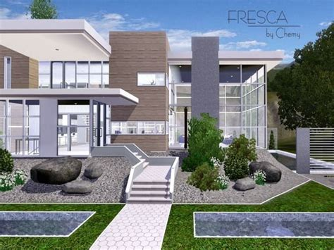 Fresca Modern House By Chemy