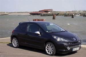 Peugeot 207 Noir : essai peugeot 207 rc motorlegend ~ Gottalentnigeria.com Avis de Voitures