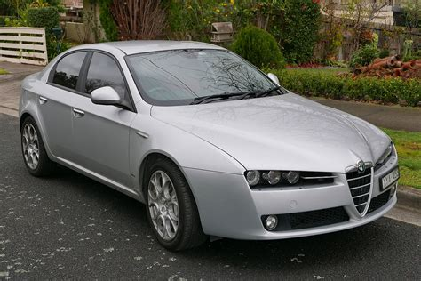 Alfa Romeo Wiki by Alfa Romeo 159 Wikip 233 Dia A Enciclop 233 Dia Livre