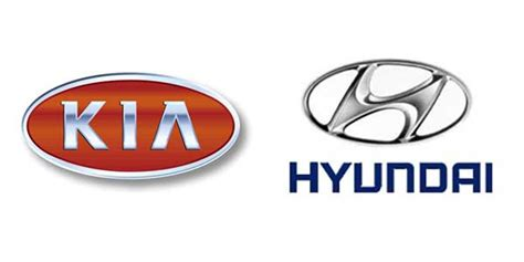 hyundai kia logo hyundai and kia to implement android os in 2014 cars